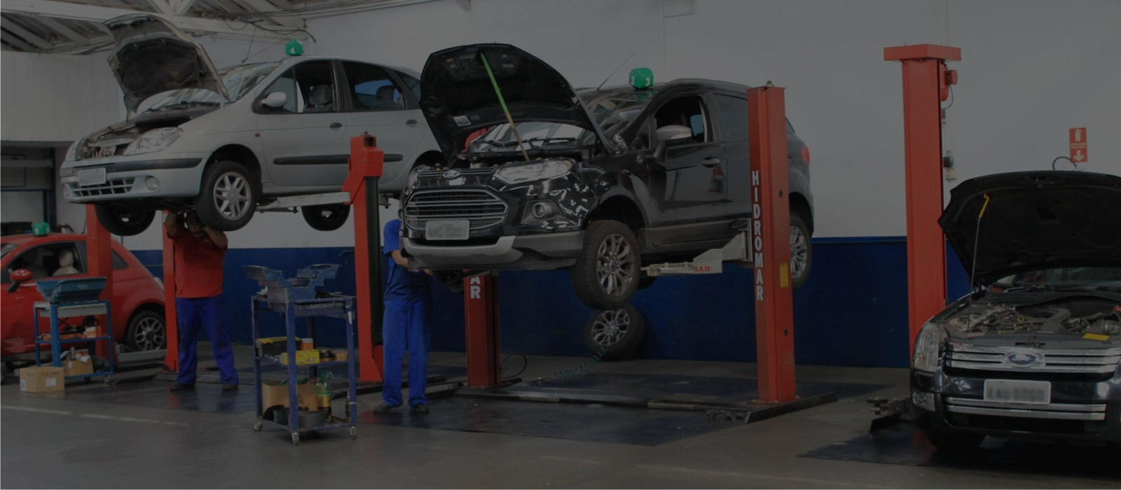 Rowal Centro Automotivo – Oficina Mecânica – Suspensão – Freios – Balanceamento – Embelezamento – Câmbio Automático – Injeção Eletrônica – Curitiba/PR – (41) 3262-6463