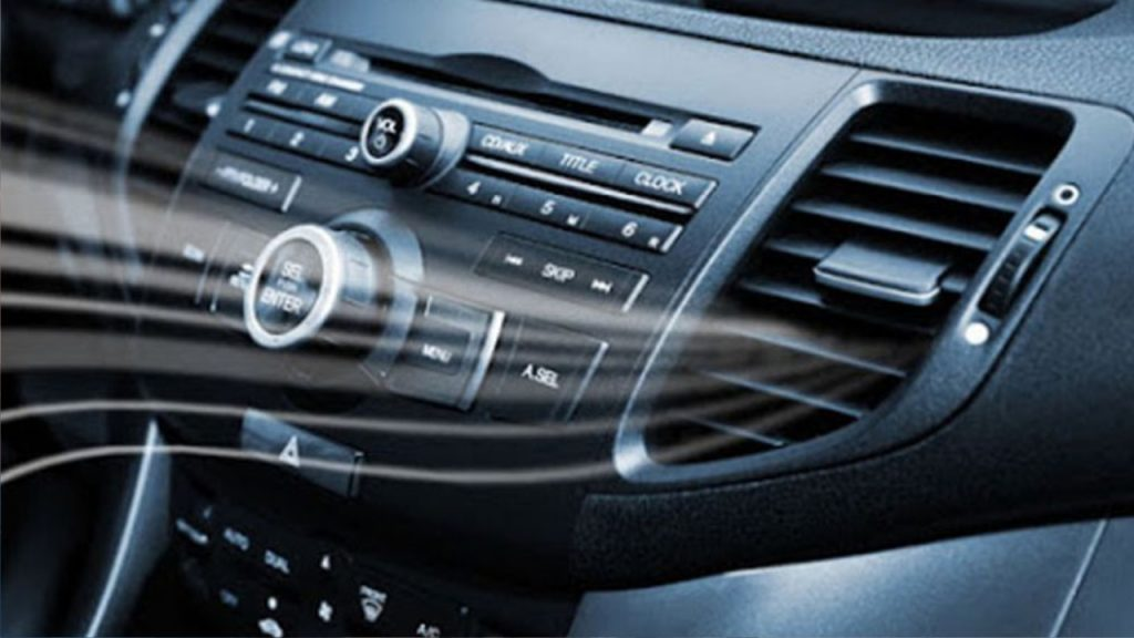 ar condicionado do carro